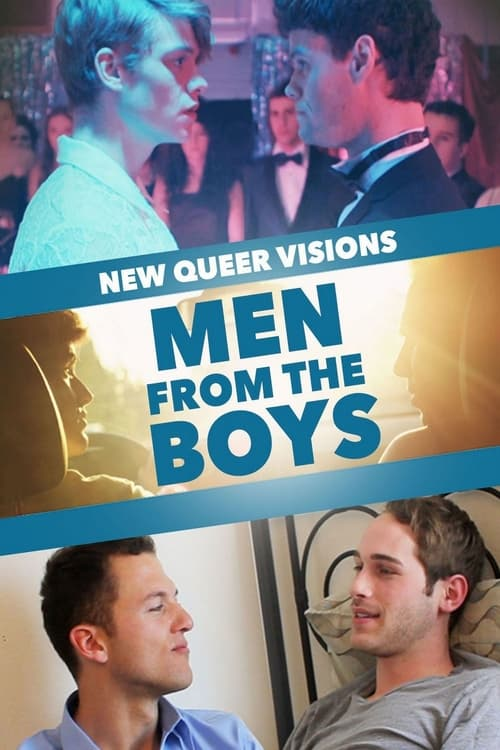 New Queer Visions: Men from the Boys (2017) Poster