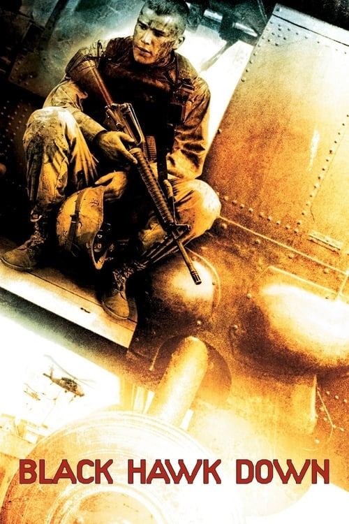 Black Hawk Down - Poster