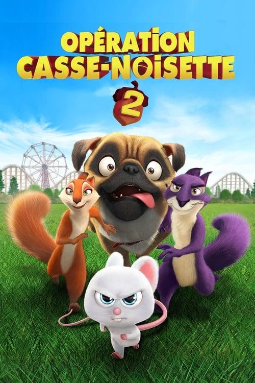 Opération Casse‐noisette 2 (2017)