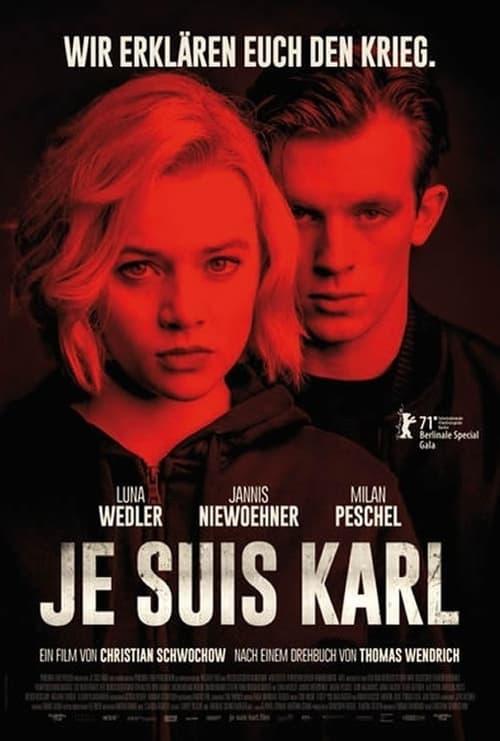 Je suis Karl (2021) Poster