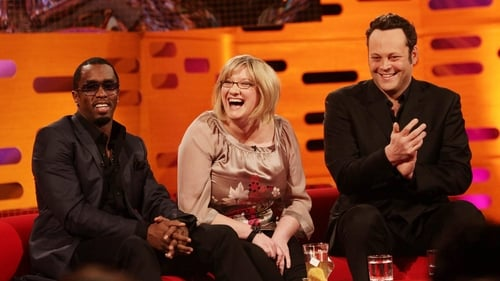 The Graham Norton Show: Season 8 – Episod Vince Vaughn, Sarah Millican, Diddy