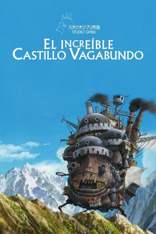 ハウルの動く城 pelicula completa