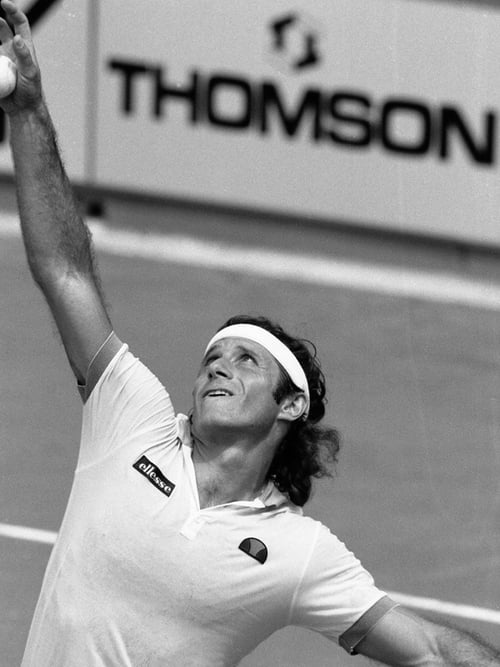 Image Guillermo Vilas: Settling the Score