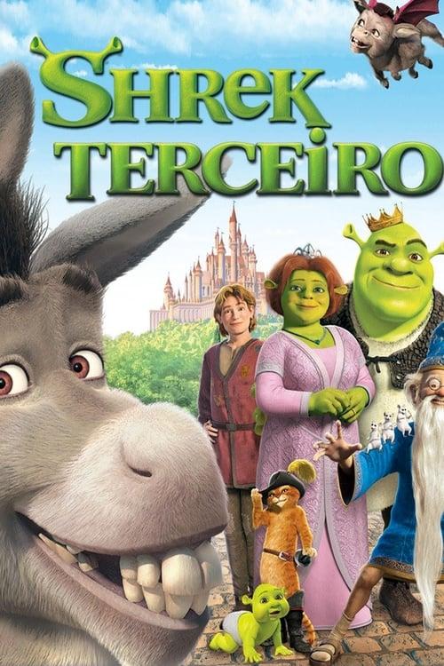Assistir Shrek Terceiro - HD 720p Dublado Online Grátis HD
