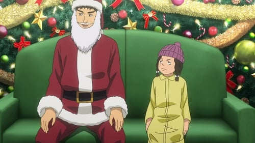 Space Brothers: Season 1 – Episod Father, Son, and Mutta Claus