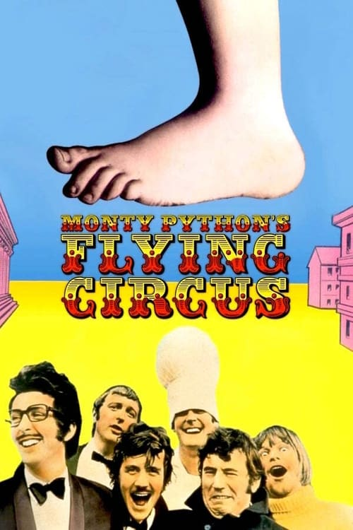 Monty Python's Flying Circus-Azwaad Movie Database