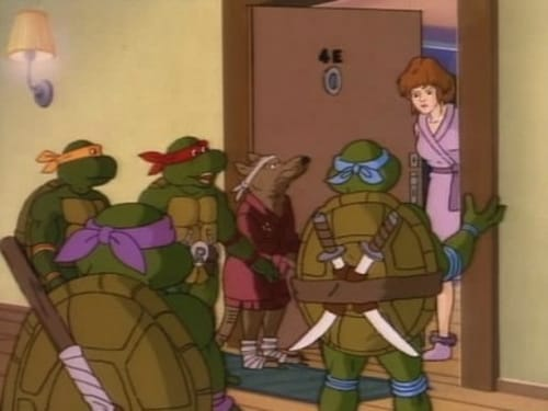 Teenage Mutant Ninja Turtles 1987 Streaming: Season 1 – Episode A Thing about Rats