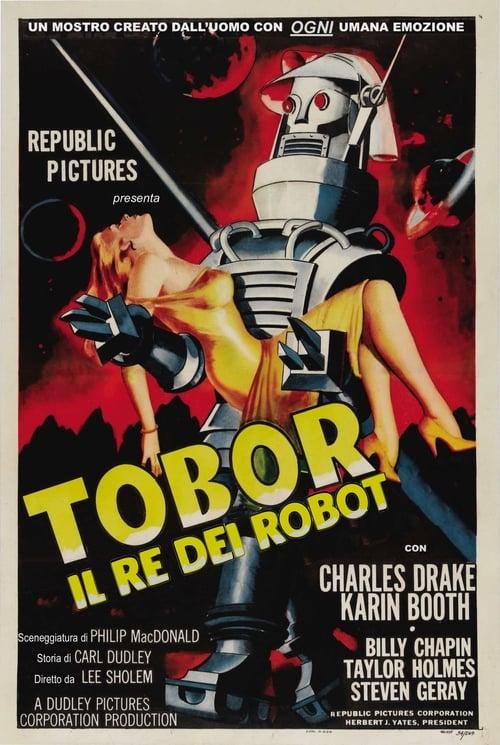 Tobor - Il re dei robot (1954)