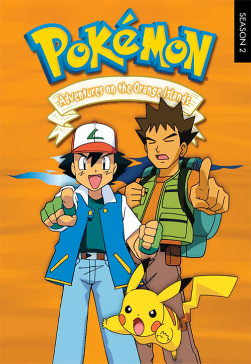 Pokémon: Adventures on the Orange Islands