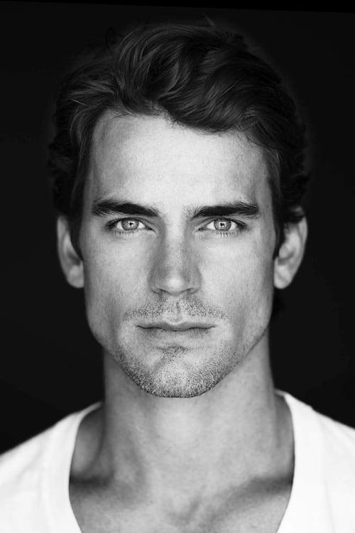 Kép: Matt Bomer színész profilképe