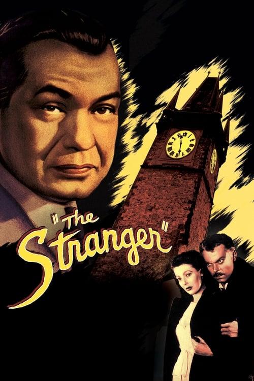 Watch The Stranger (1946) Best Quality Movie