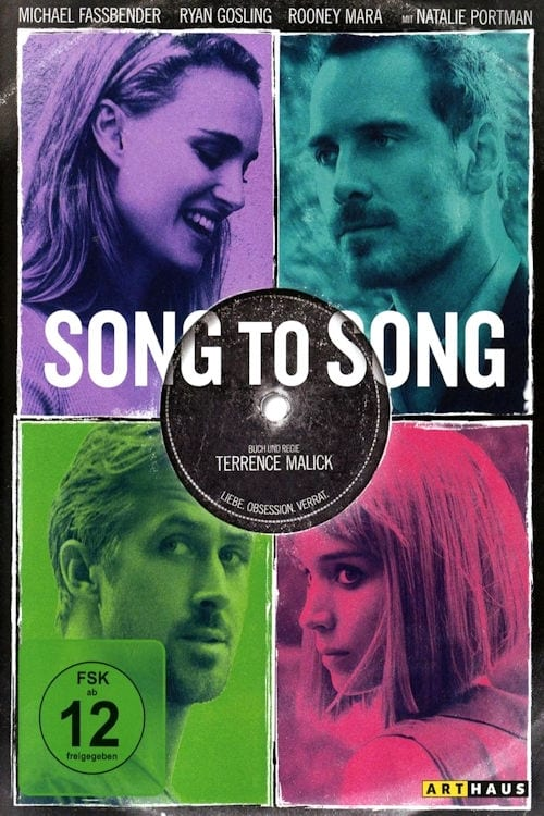 Song to Song - Drama / 2017 / ab 0 Jahre