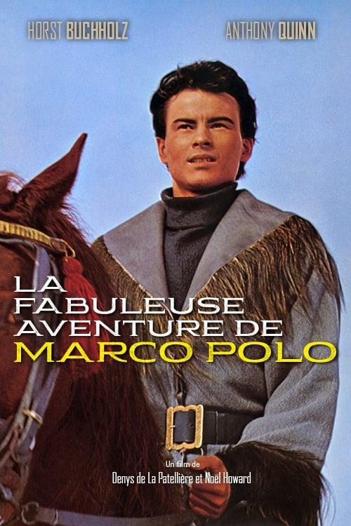 Mira La Película La fabulosa aventura de Marco Polo En Buena Calidad Gratis