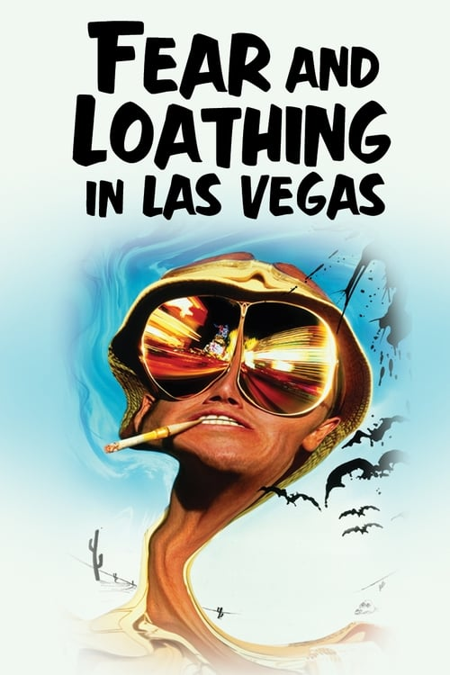 Fear and Loathing in Las Vegas - Poster