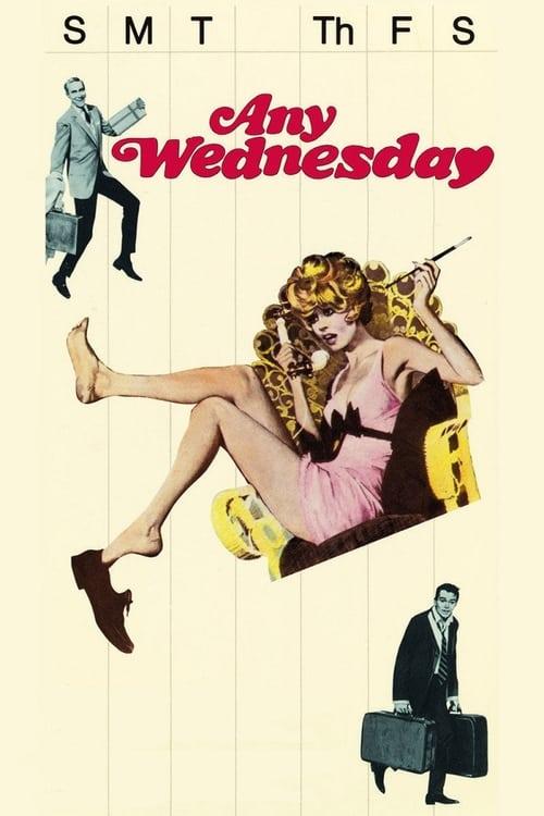 Grootschalige poster van Any Wednesday