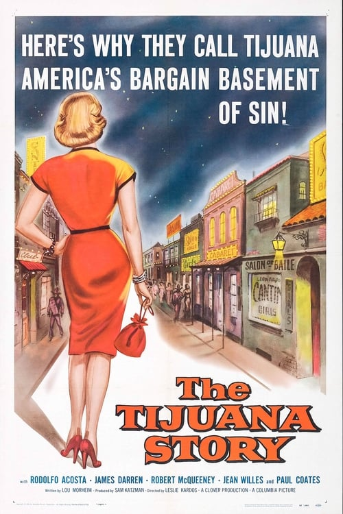 Largescale poster for The Tijuana Story