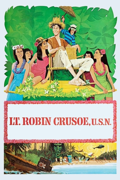 Elokuva Lt. Robin Crusoe U.S.N. Ilmainen Online