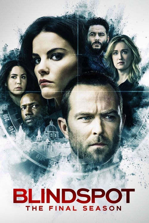 Blindspot - TV Show Poster