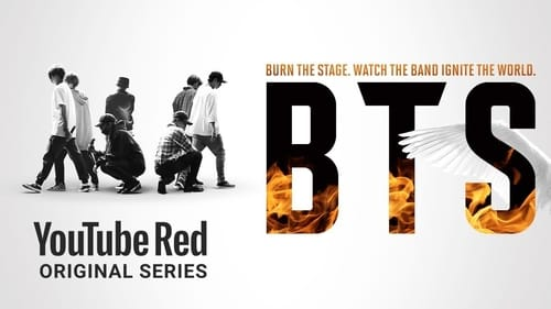 BTS: Burn The Stage Found there