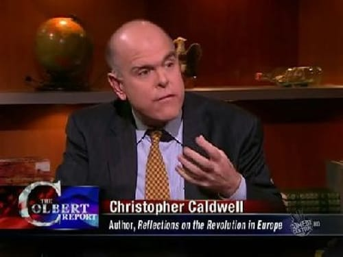 The Colbert Report: Season 5 – Episod Christopher Caldwell