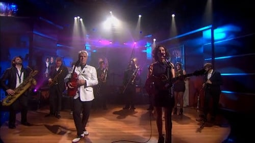 The Colbert Report: Season 9 – Episode David Byrne & St. Vincent