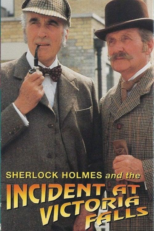 Mira Sherlock Holmes: Incidente en las Cataratas Victoria Con Subtítulos