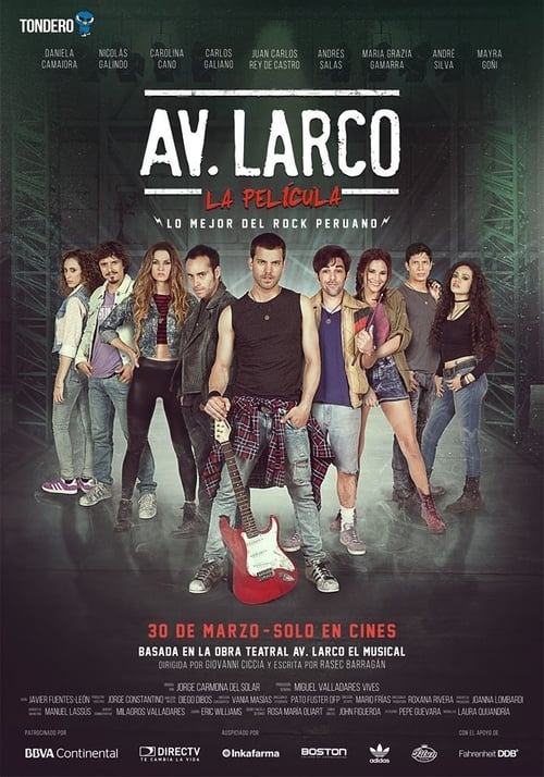 Larco Ave.: The Movie (2017)