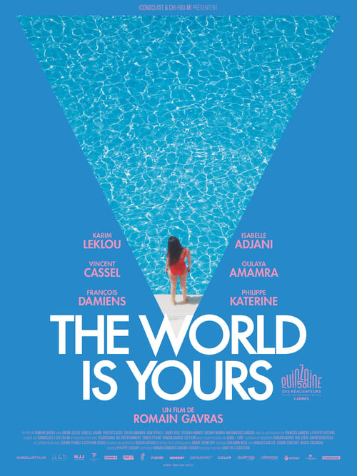 The World Is Yours Looking