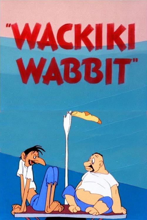Wackiki Wabbit (1943) Poster