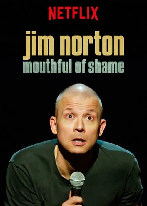 Jim Norton: Mouthful of Shame Poster