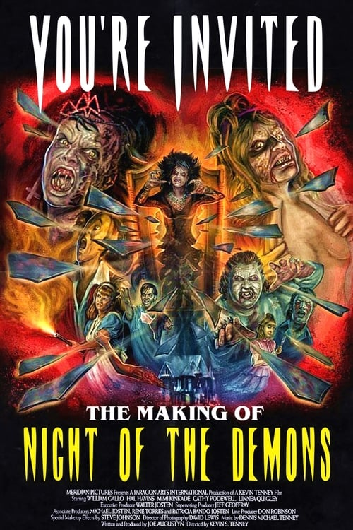 Mira You're Invited: The Making of Night of the Demons En Buena Calidad Hd