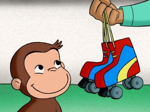 Curious George 2006 720p Webdl: Season 1 – Episode Roller Monkey