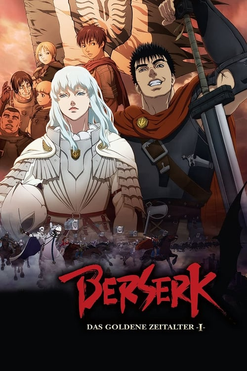 Berserk: The Golden Age Arc I - The Egg of the King on lookmovie