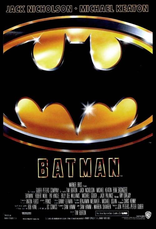 Ver Batman (1989) Online