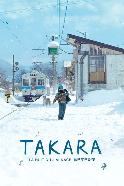 Regardez ↑ Takara, la nuit où j'ai nagé Film en Streaming Gratuit