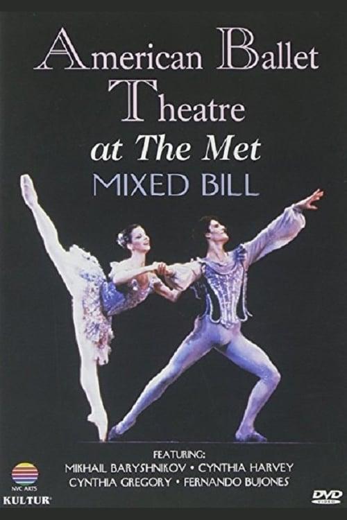 Film American Ballet Theatre at the Met Avec Sous-Titres Français