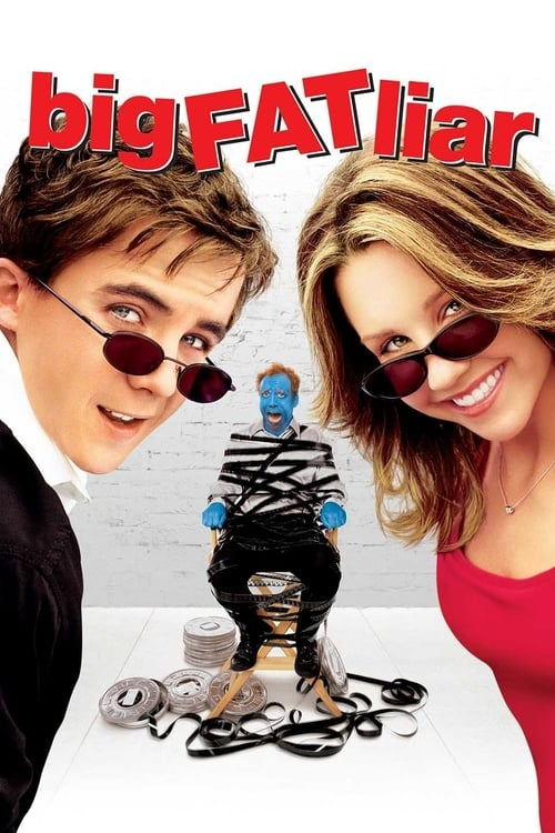 Big Fat Liar Affiche de film