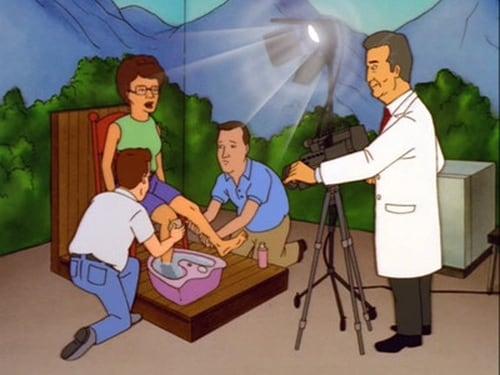King of the Hill: Season 4 – Episod Transnational Amusements Presents: Peggy's Magic Sex Feet