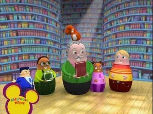 Higglytown Heroes: Season 1 – Episod Great Un-Expectations / Snow Dazed