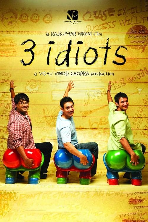 Download 3 Idiots (2009) Movie Free Online