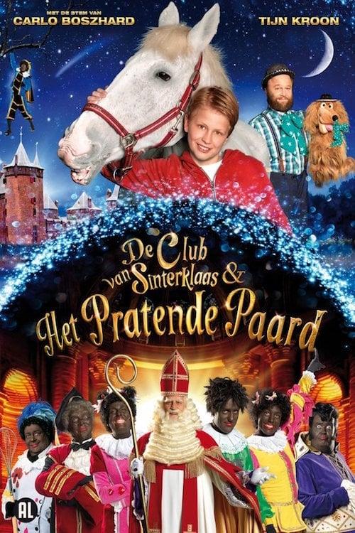 Ver pelicula De club van Sinterklaas en het Pratende Paard Online