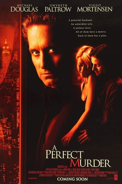 Download A Perfect Murder (1998) Full Movie