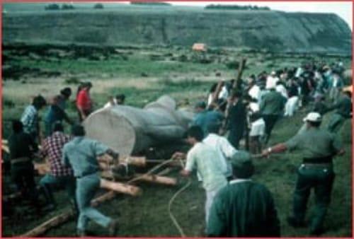 NOVA: Season 27 – Episode Secrets of Lost Empires: Easter Island (3)