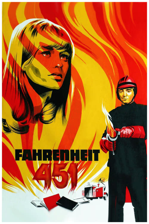Download Fahrenheit 451 (1966) Full Movie