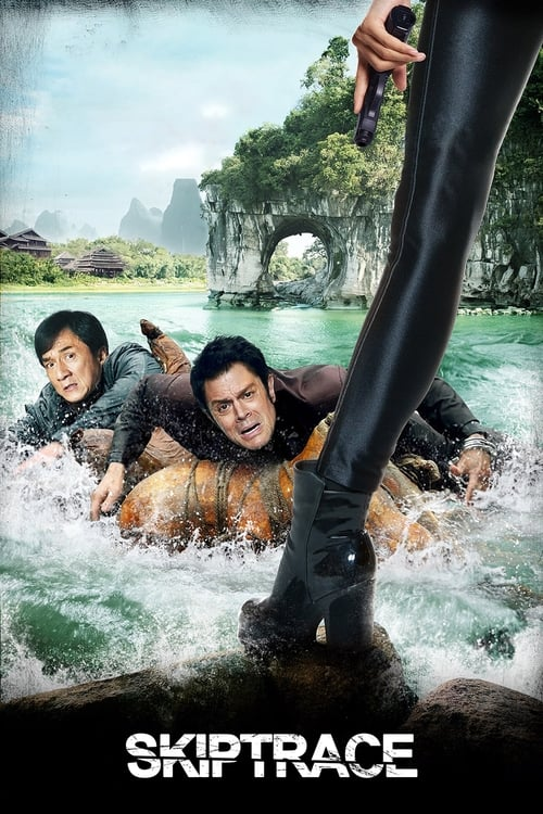 Watch Skiptrace (2016) Full Movie