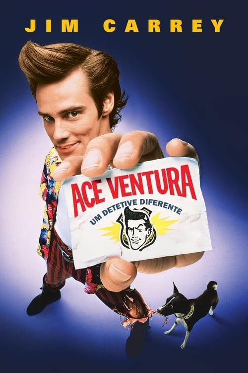 Assistir Ace Ventura - Um Detetive Diferente - HD 720p Dublado Online Grátis HD