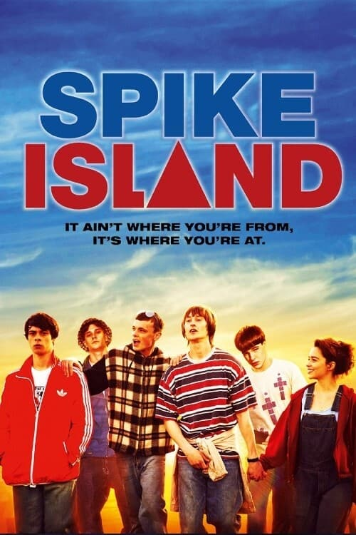 Spike Island (2012) Poster