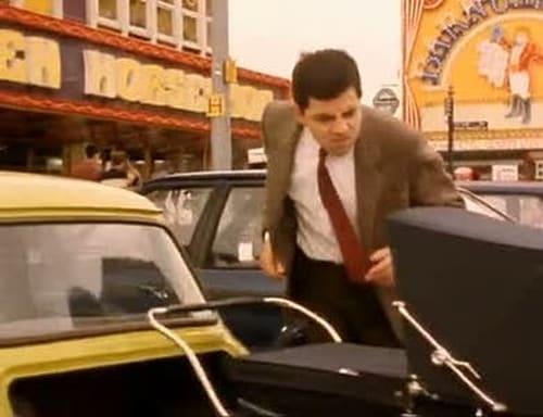 Cuidado com o Bebê, Mr. Bean