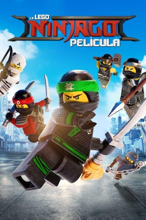 The Lego Ninjago Movie pelicula completa