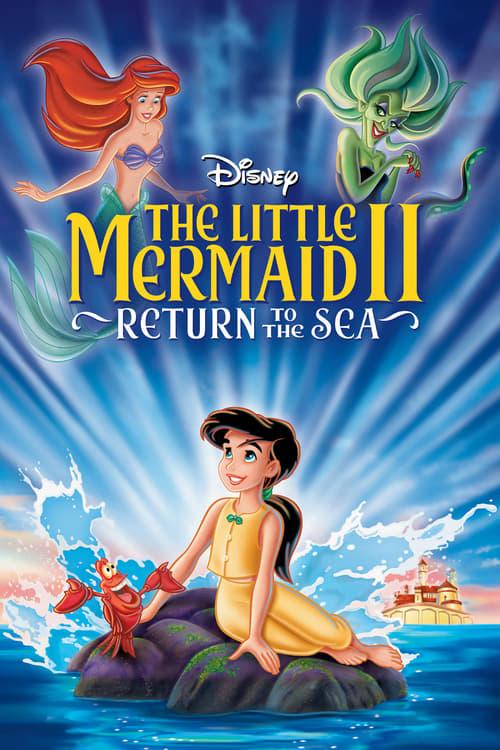 The Little Mermaid II: Return to the Sea 2000